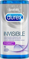 Durex Invisible Condooms